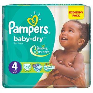 Baby Diapers In Kenya